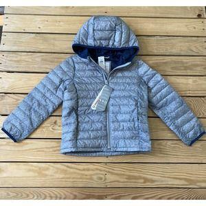 NWT GAP Kids Lightweight Packable Puffer Jacket XS